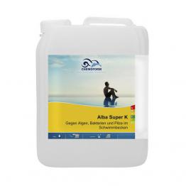Neputojantis algicidas Alba Super K | 5 l