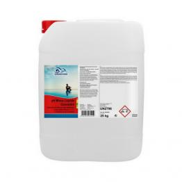 Vandens pH mažintojas   35 l