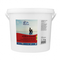 Vandens pH mažintojas | 15 kg