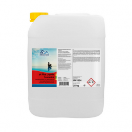 Vandens pH didintojas   35 l