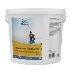 Aktyvusis deguonis Aquablanc O2 | 5 kg