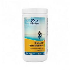 Greitai tirpstantis chloras Chemoclor T | 1 kg