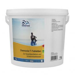 Greitai tirspstantis chloras Chemoclor T | 5 kg