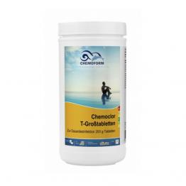 Lėtai tirpstantis chloras Chemoclor T-Gross | 1 kg