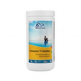Lėtai tirpstantis chloras Chemoclor T(20) | 1 kg