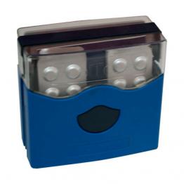 Vandens testeris Pooltester Oxygen | O2 ir pH rinkinys