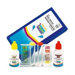 Vandens testeris lašeliais| Cl ir pH rinkinys