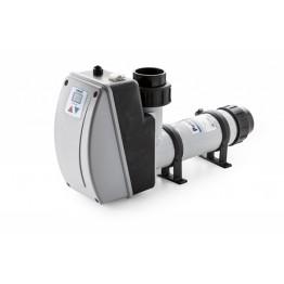 Skaitmeniniai LED vandens šildytuvai šilumokaičiai Aqua HL