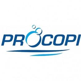 Baseino PVC apdailos juosta AQUALINER 0.75 MM | Capri Beige